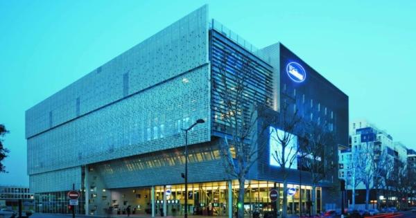 Jean-Paul Viguier - Architecte: Réinventer la ville - cinema UGC Ciné Cité à Paris