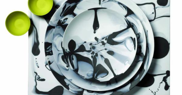 L'univers créatif de Muriel Grateau: mode art de la table et haute joaillerie