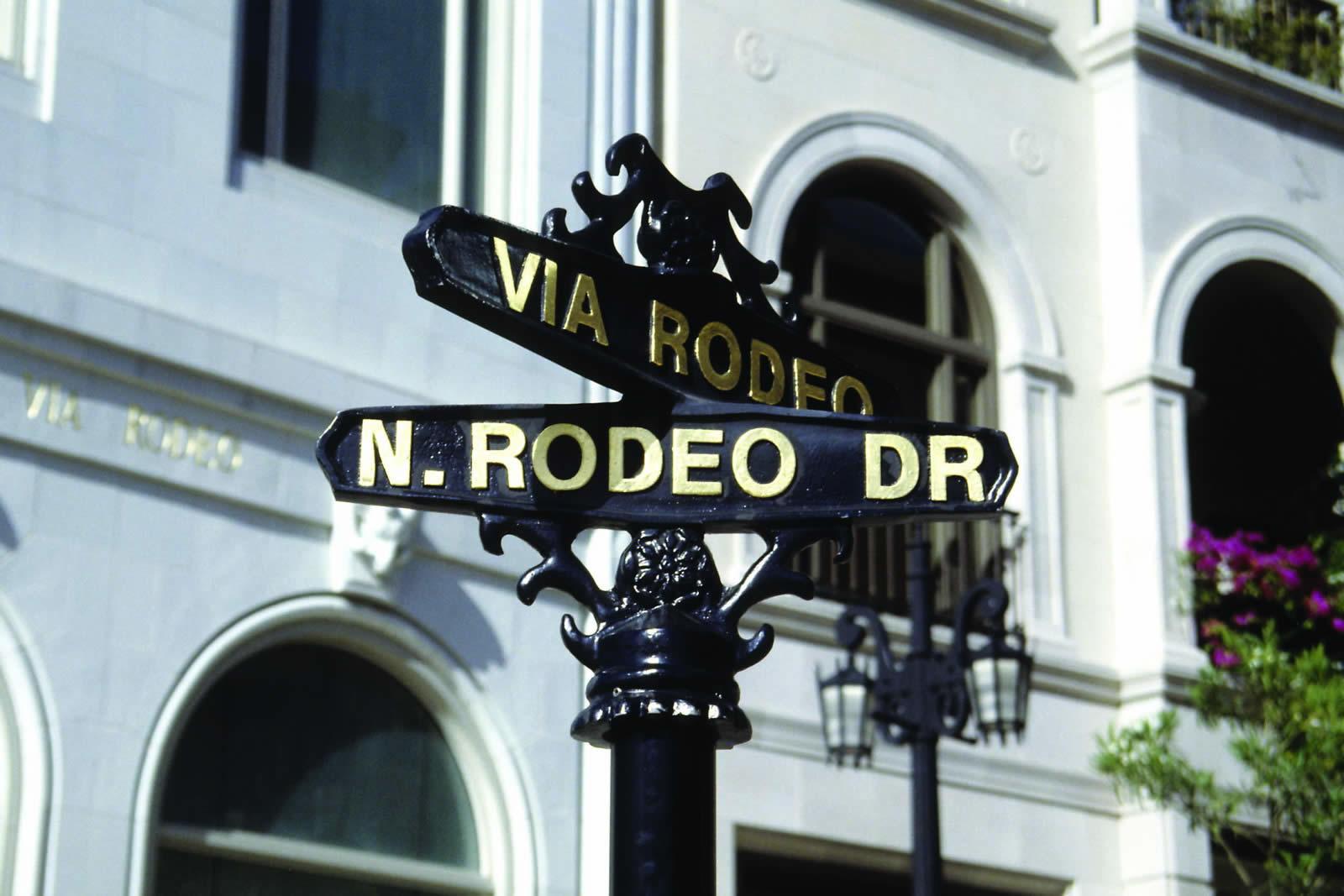 Rodeo Drive : La célèbre rue de Beverlly Hills à Los Angeles
