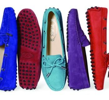 Tod's: The Most Famous Handmade Leather Moccasin