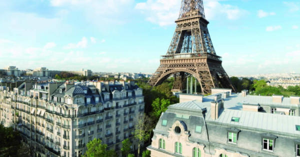 Barnes and the Selection of Luxury Real Estate in Paris