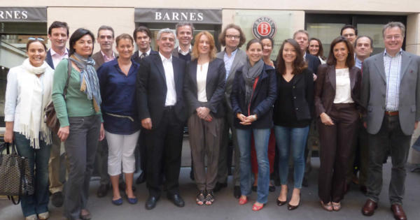 EITI: The First International School of Real Estate Brokerage in Paris