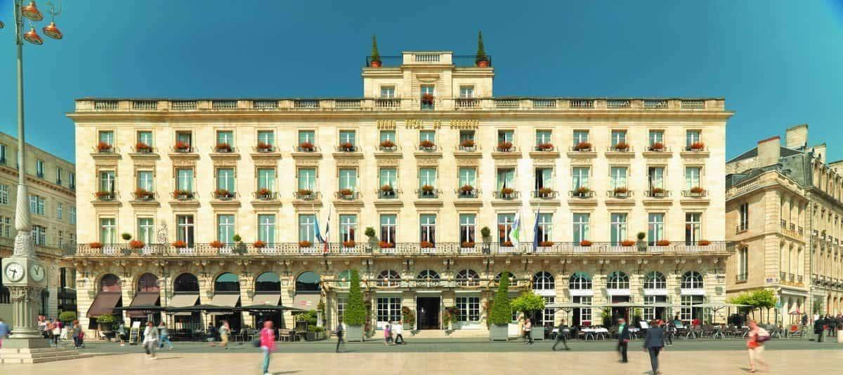 Le Grand Hôtel de Bordeaux & Spa propose un wine concierge service