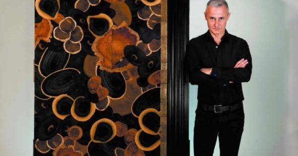 Hervé Van der Straeten Launch an Exhibition about Nature in Paris