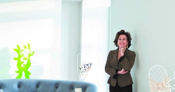 Interview avec Élisabeth Ponsolle des Portes sur le Comité Colbert