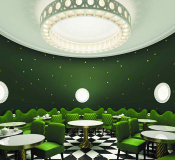 Interview with India Mahdavi about her Role as Architect and Designer