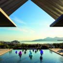La Villa: un hotel cinq étoiles sur les hauteurs de Calvi en Corse