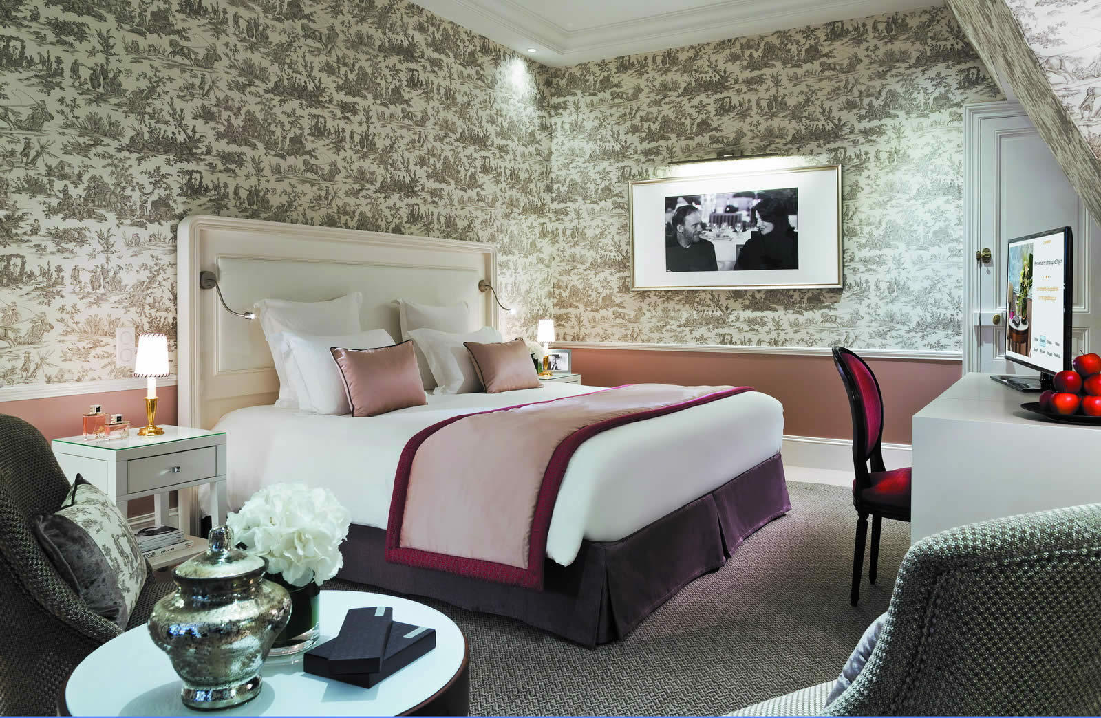 The Normandy Deauville: A Luxurious Hotel of Barrière's Group
