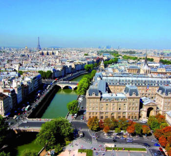Paris's Real Estate Market Stabilizes at a High Level