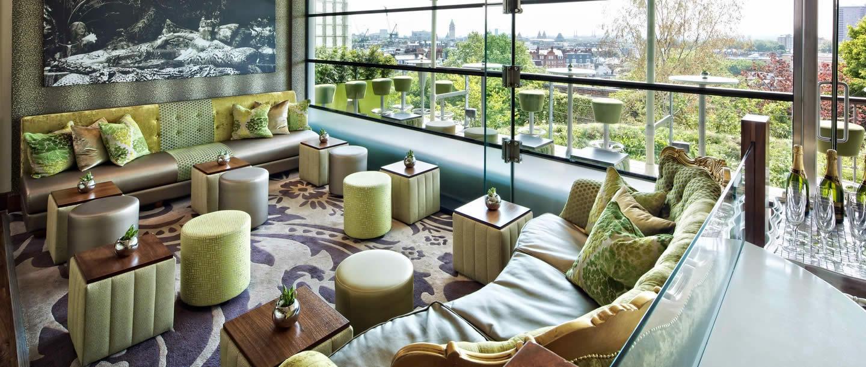 Kensington Roof Gardens Restaurant