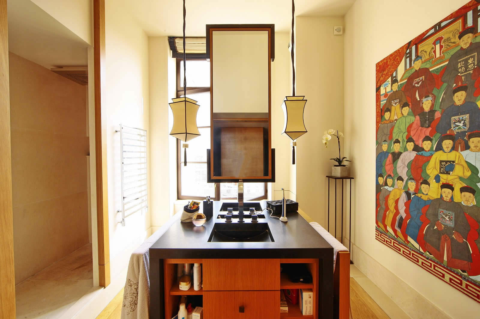 architectural-apartment-large-volumes-oakwood-large-living-room-basin-for-sale