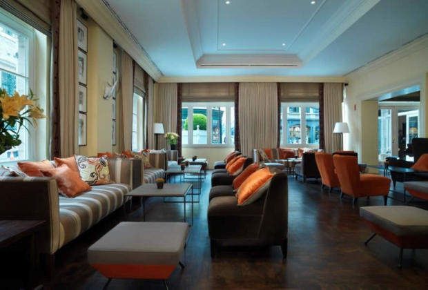 Luxury Penthouse Hotel Rooms In San Antonio Tx