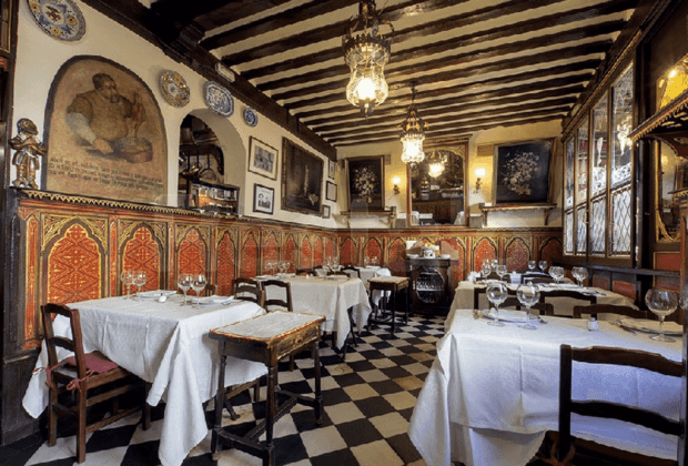 La casa botin authentic castile cuisine in madrid for Casa botin madrid