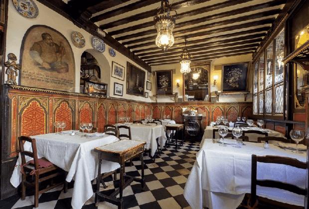 La casa botin authentic castile cuisine in madrid for Casa botin madrid