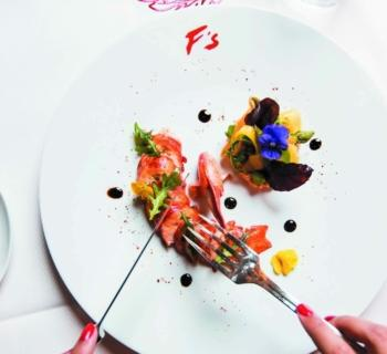 The Fouquet's Paris: Collaboration Between Pierre Gagnaire & Barrière