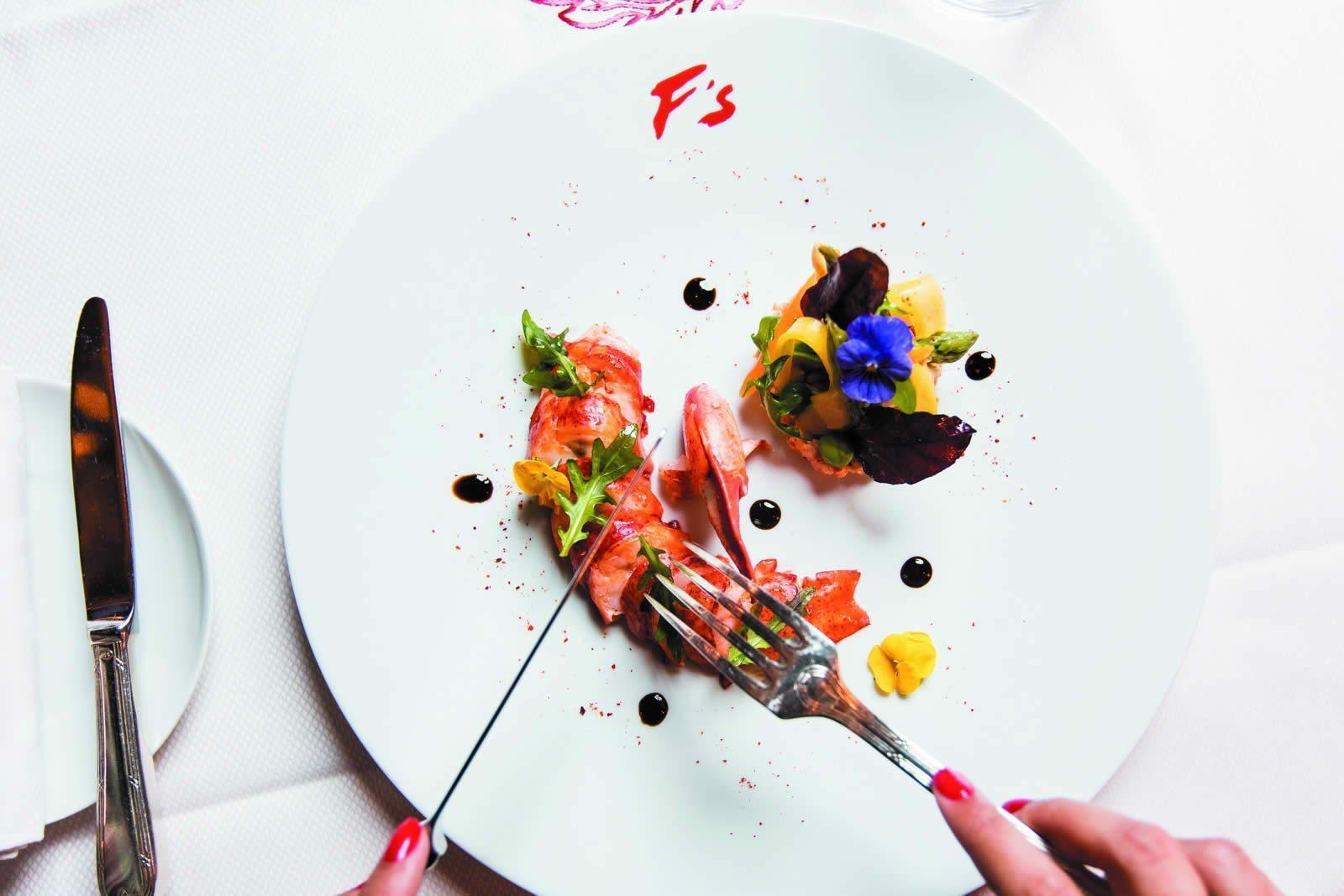 Le Fouquet S Restaurant Paris Menupomze