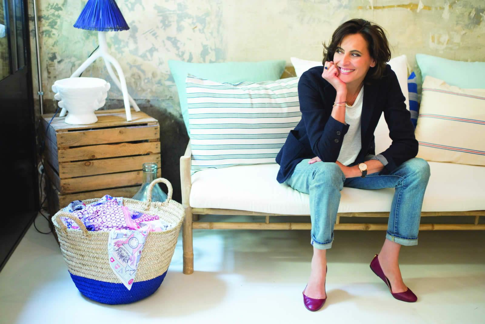The Parisian Inès de la Fressange and her Idea of Luxury
