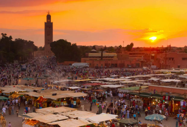 Marrakech Hotels With Swimming Pool