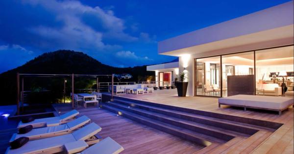 L immobilier de luxe saint barth lemy investissements locations saisonni - Immobilier los angeles ...