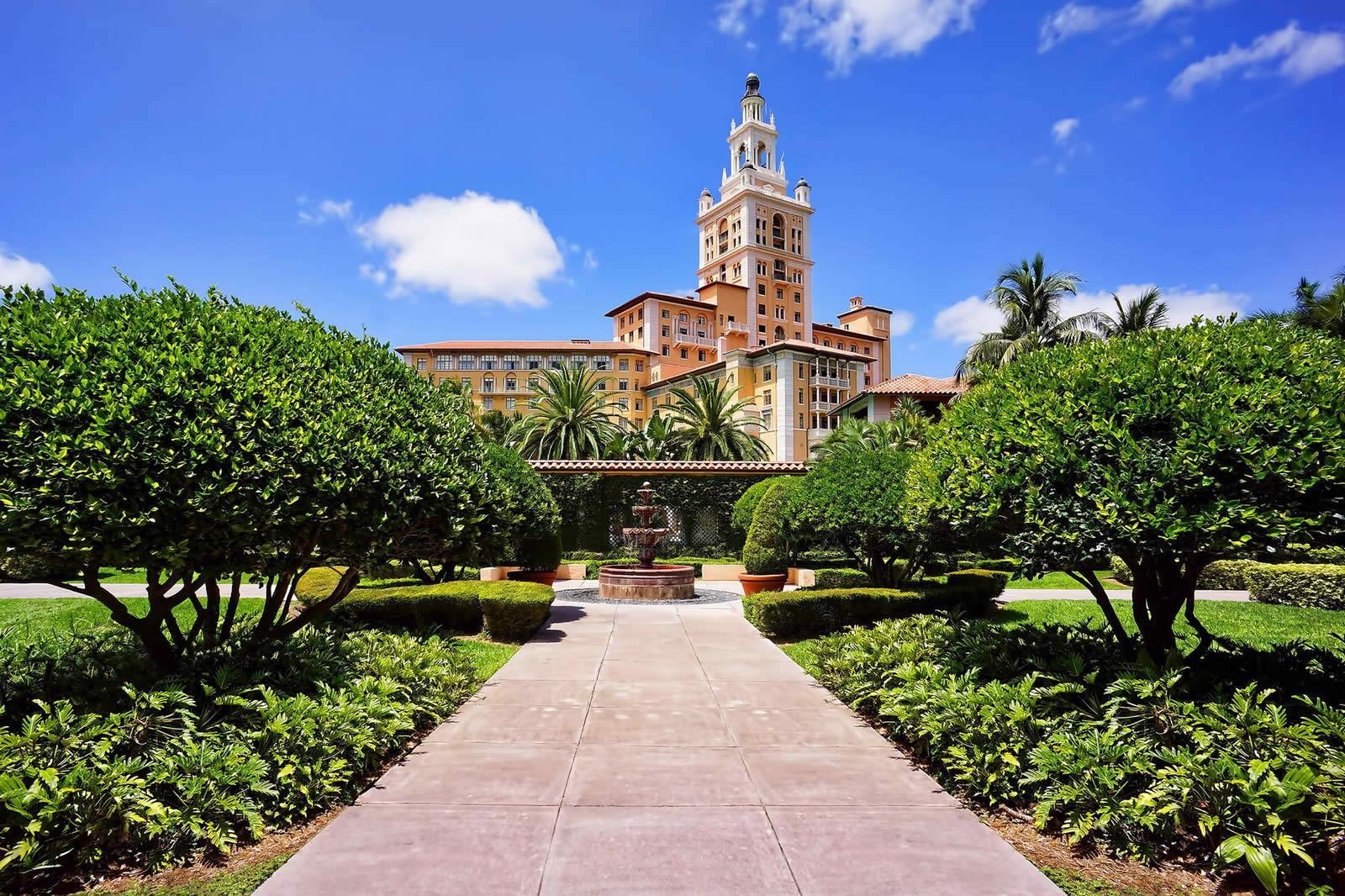 Biltmore Hotel in Miami : Experience the Most Majestic ...
