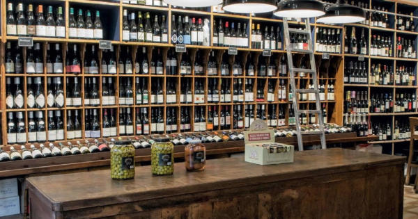 cave-belleville-cellar-grocery-bar-wine-bottles-spirits