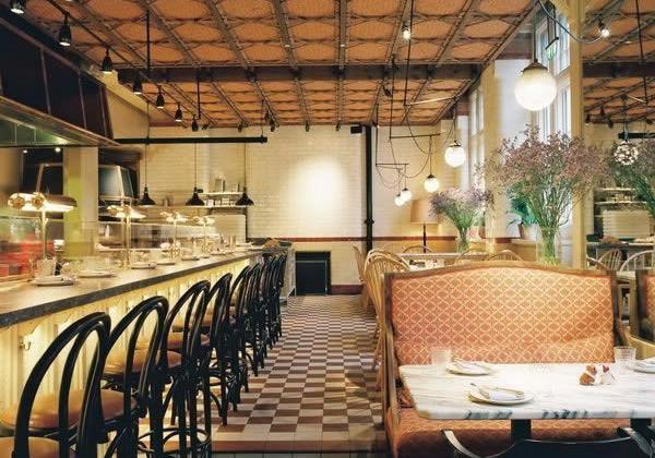 Restaurant Bijou Paris Menu