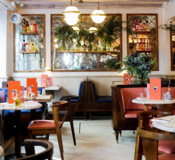 Italian Restaurant Monaco