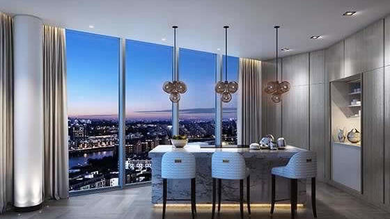 Le march immobilier londres investir achat appartement ou maison quart - Appartement londres achat ...