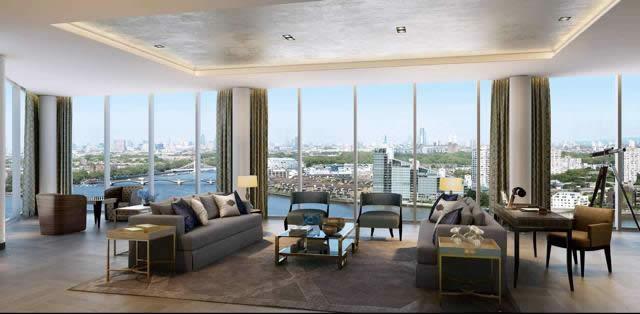 Spa Sur Terrasse Appartement appartement à vendre avec spa et terrasse à sloane square, londres