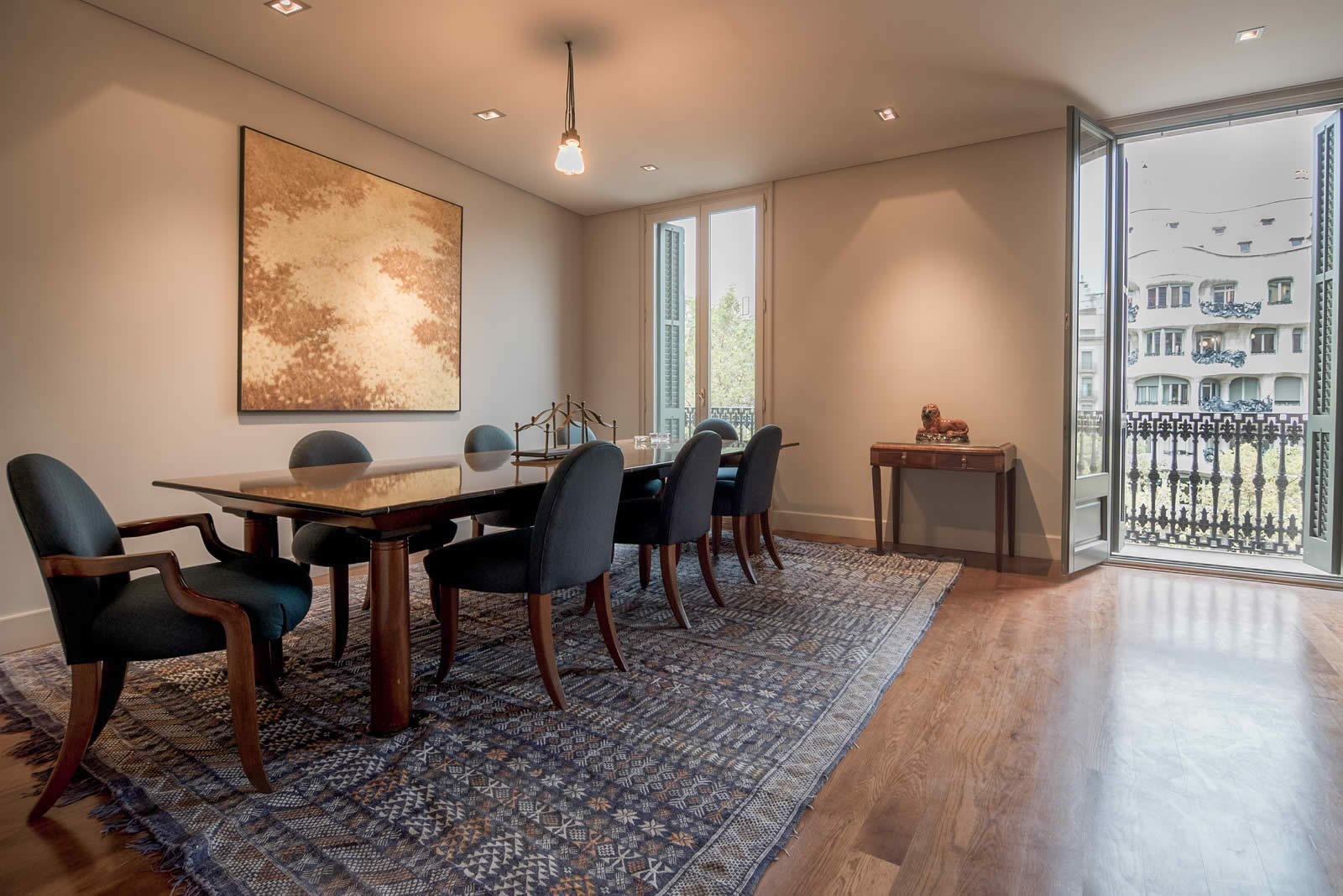 Renovated Apartment on the Passeig de Gracia for sale in Barcelona