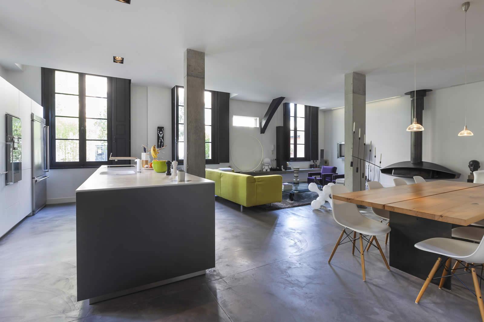 maison moderne versailles