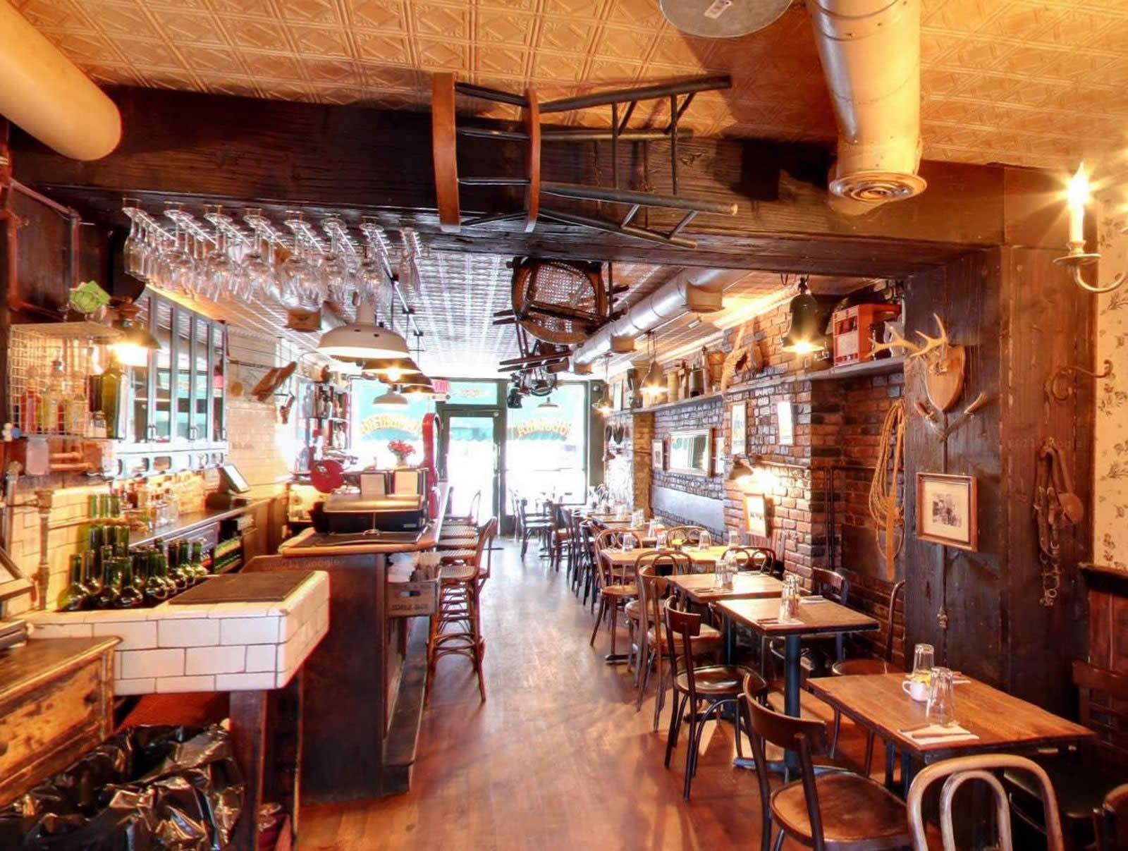 El Almacen Argentinian Restaurant In Williamsburg Brooklyn New