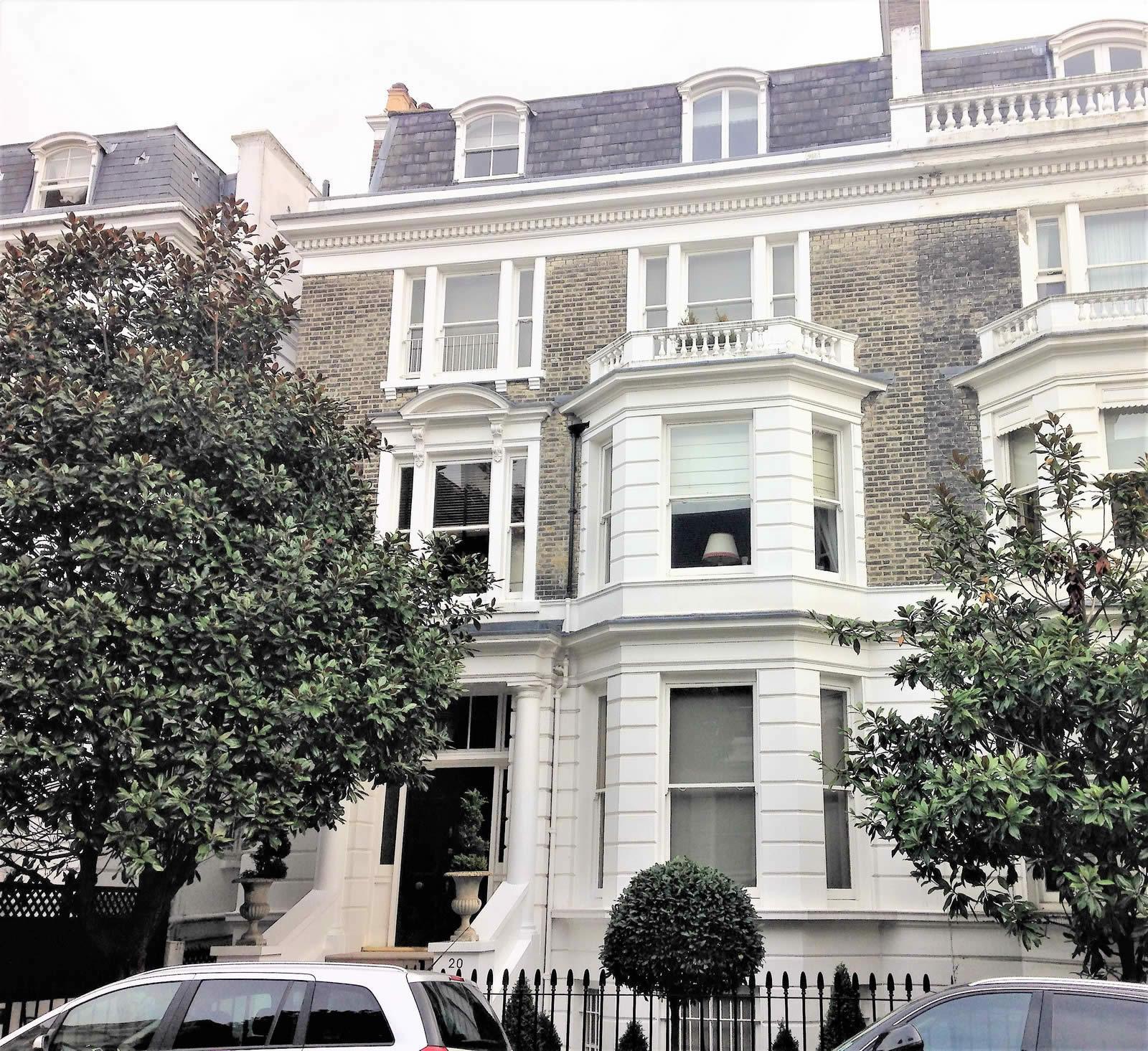 Grande maison avec terrasse et jardin vendre au coeur de londres - Maison jardin a vendre aylmer colombes ...