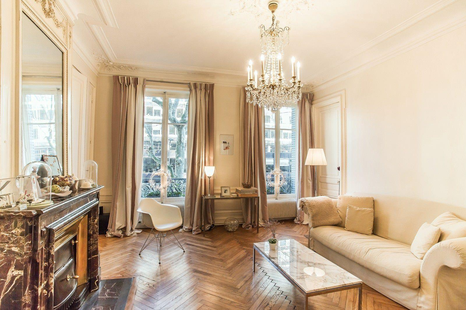 Parisian Apartment With 4 Spacious Rooms For Sale In The 16th Arrondissement Of Paris France