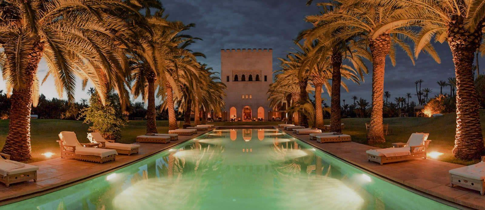 Marrakech Hotel Les Idribides