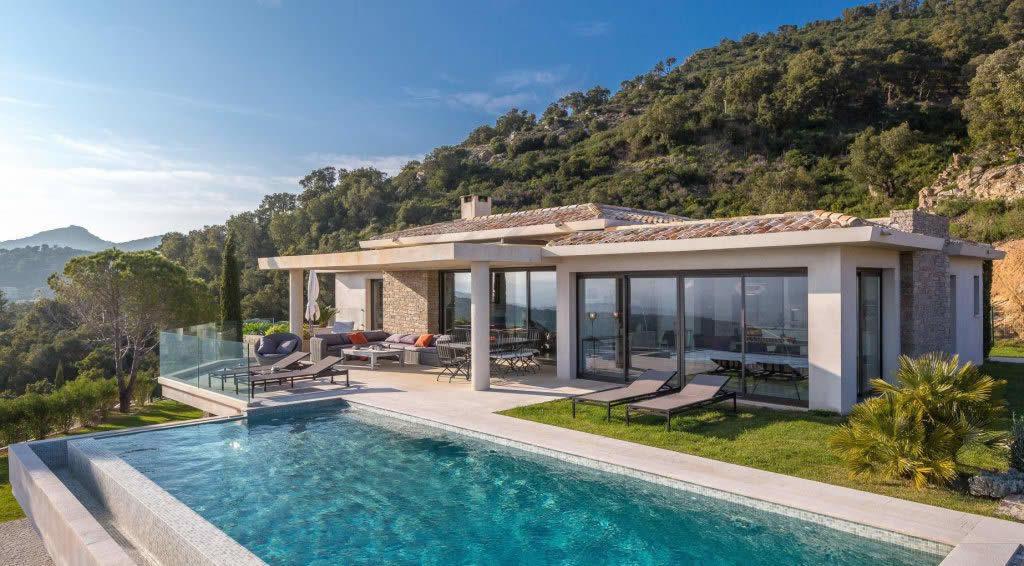 Villa Saint Tropez Location