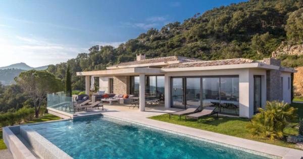 vente de prestige - maison/villa - GRIMAUD