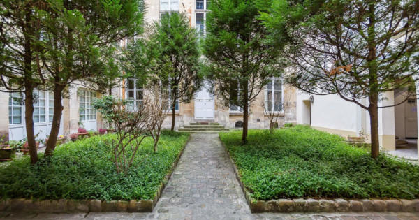vente de prestige - appartement - PARIS