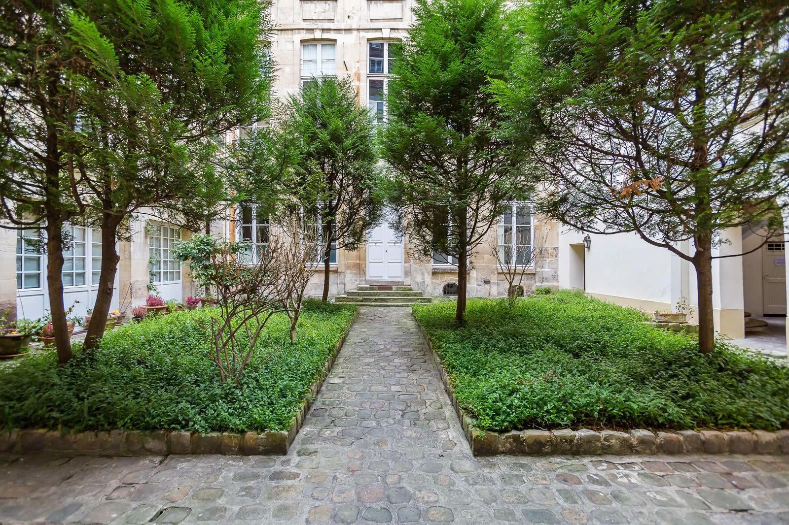 vente de prestige - appartement - PARIS