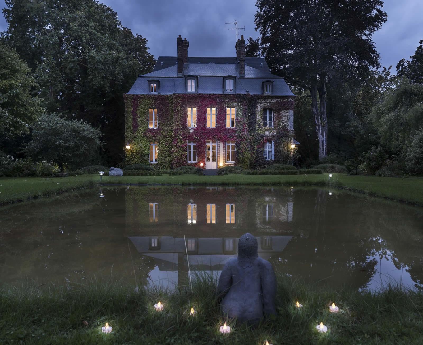vente de prestige - maison/villa - PONT L'EVÊQUE