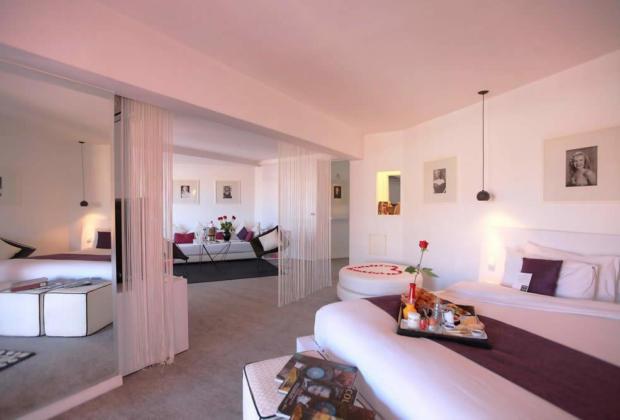 Hotel Luxe Belgique Jacuzzi Chambre