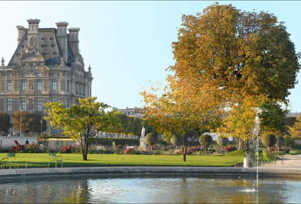 The Most Beautiful Parks and Gardens of Paris : Jardin des Tuileries ...