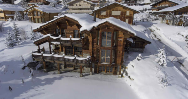 high-end-chalet-view-mont-blanc-3-floors-jacuzzi-sauna-wine-cellar-for-sale-anzere