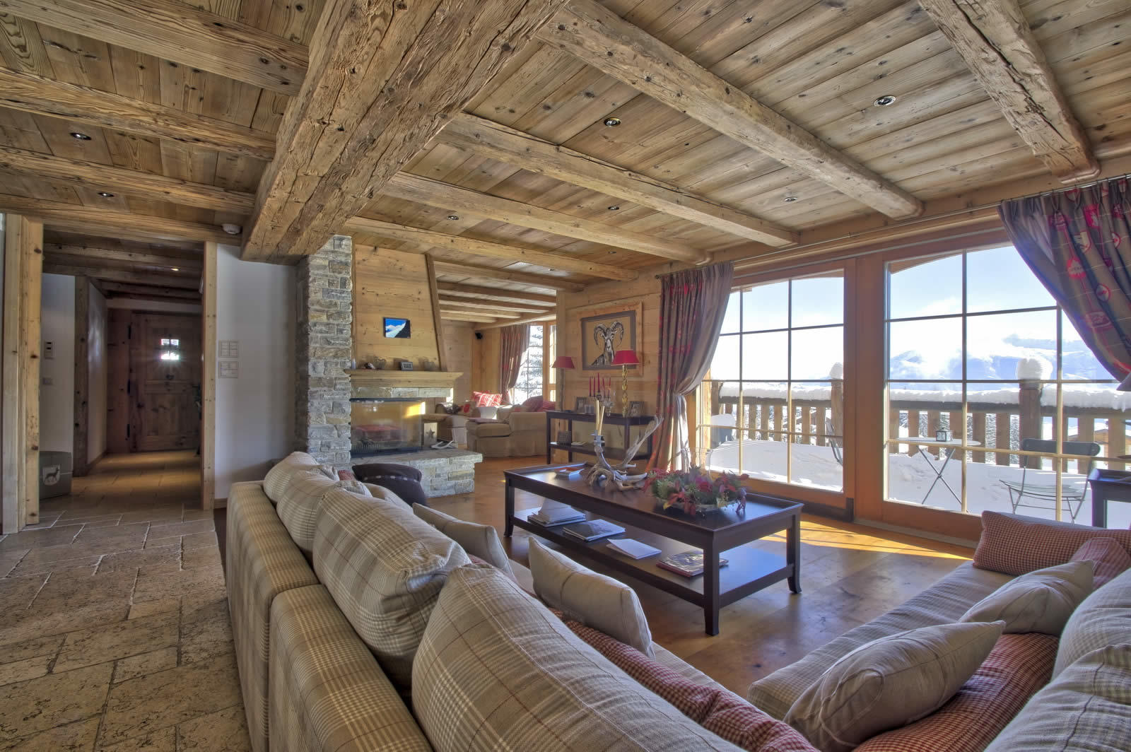 High End Chalet With View Of Mont Blanc 3 Floors Jacuzzi