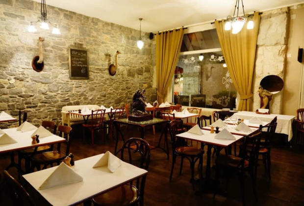 Restaurant Grec Rue Guy Moquet