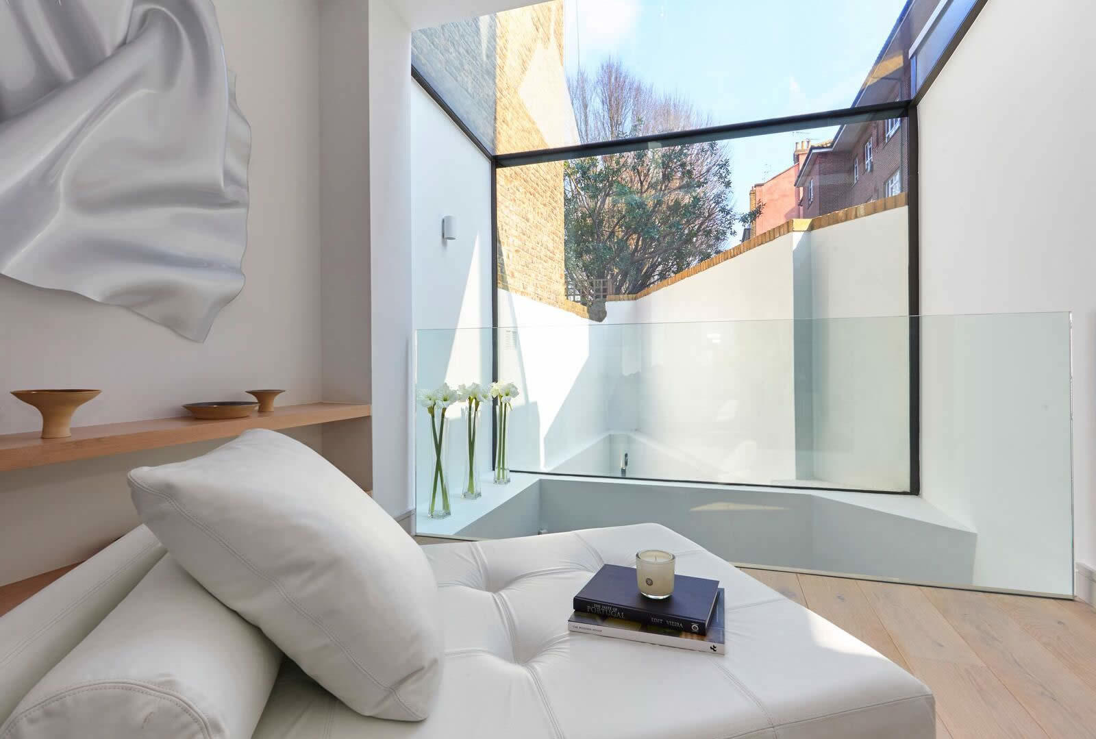 ultra modern mansion for sale in notting hill london high