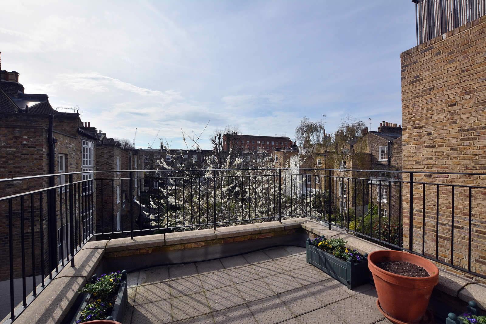 Maison familiale vendre kensington londres 2 terrasses 1 jardin priva - Acheter appartement londres ...