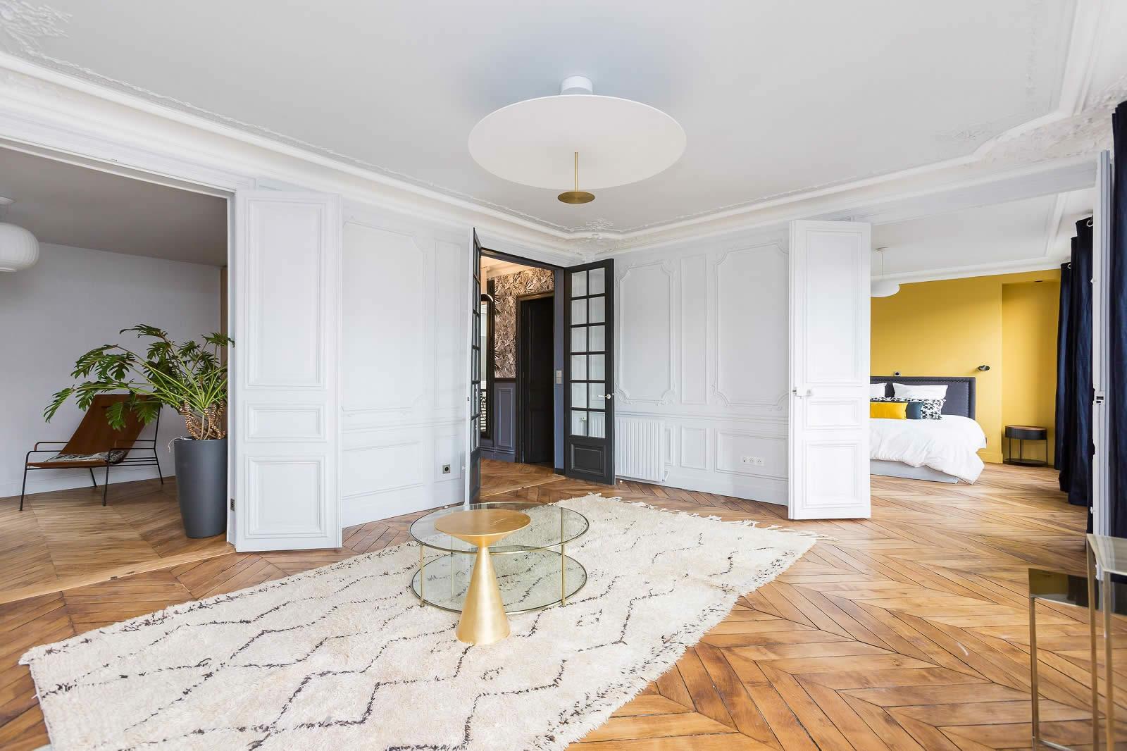 Appartement de luxe vendre saint germain des pr s - Appartement luxe paris avec design sophistique et elegant ...