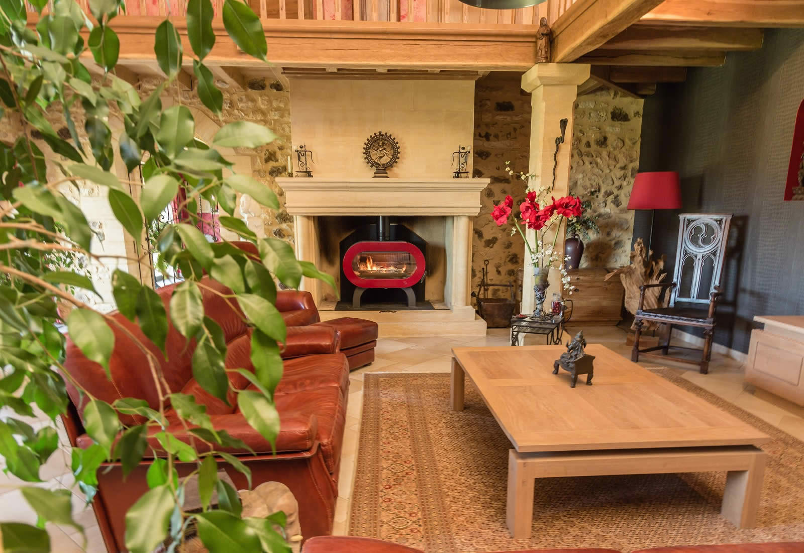 renovated property for sale in domme perigord view of the