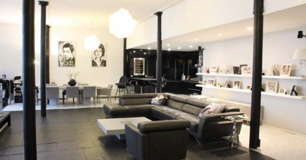 atelier-loft-duplex-a-vendre-patio-terrasse-cheminee-ascenseur-dressing